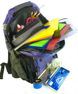Backpacks: Sage Clover